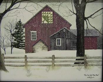 Pine Tree Quilt Barn