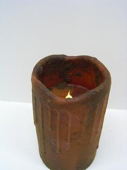 Primitive Battery Pillar Orange