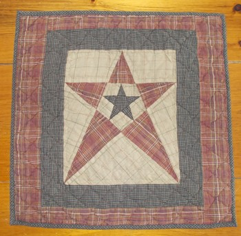 Primitive Country Star Block