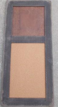 Rusty Tin cork Board