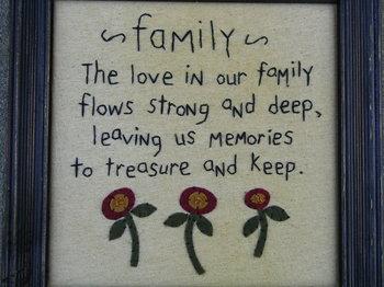 Family Sampler