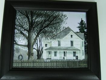 Grandmas House Jacobs Print