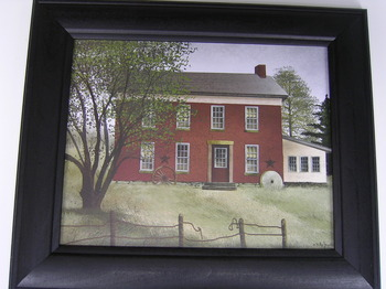 Brick House Jacobs Print