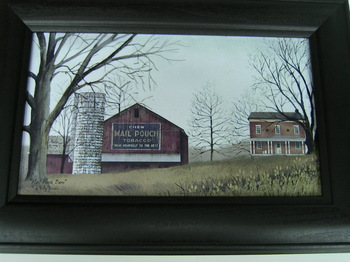 Mail Pouch Barn Print
