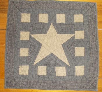 Blazing Star Quilt Block