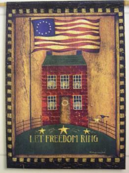 Let Freedom Ring Flag