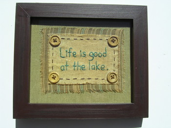 Life Good At Lake