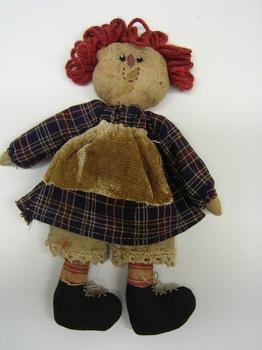 Little Raggedy Doll