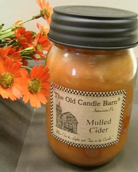 Mulled Cider Jar Candle