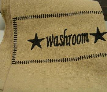 Washroom Towel