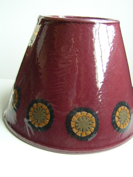 Penny Quilt  Shade Wine