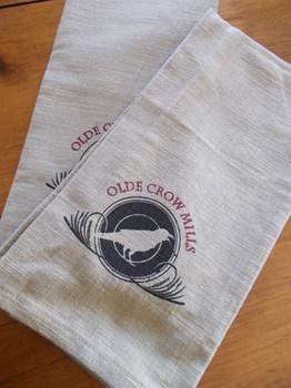 Old Crow Khaki Towel