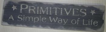 Primitives A Simple Way