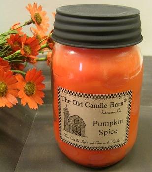 Ocb Pumpkin Spice Jar