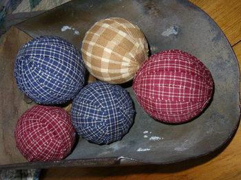 Large Assorted Rag Balls