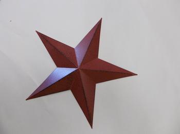 Red Barn Star 8