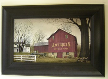 Antique Barn By Bj