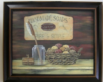 Handmade Soap Print