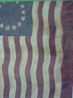 Betsy Ross  Garden Flag