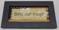 Bless Our Troops sampler