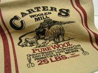 Carters Woolen Mill Towel