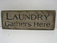 Laundry Gathers Here