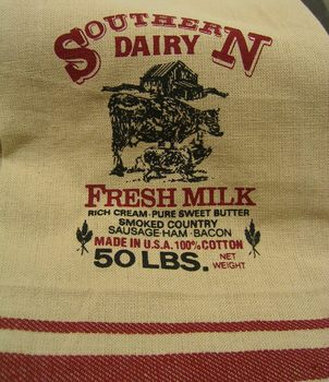 Southern Dairy Towel