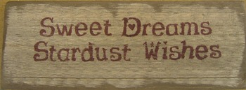 Sweet Dreams Stardust Wishes