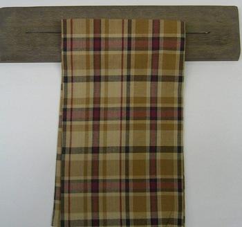 Rustic Tan Towel hanger