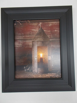 Tinners Lantern By Irvin