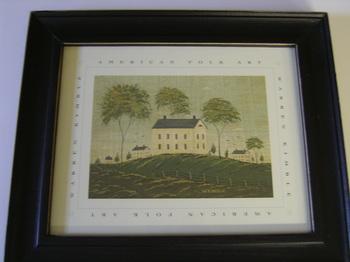 Wk White House Print