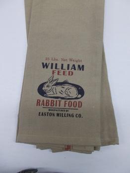 Rabbit Feed Towel