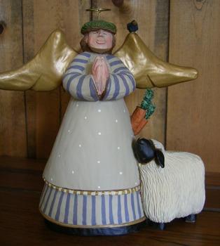 Williraye Holynight Prayer Angel