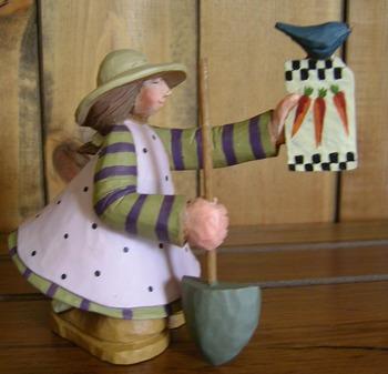 Williraye Gardener Figurine