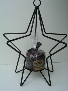 Star Candle Centerpiece