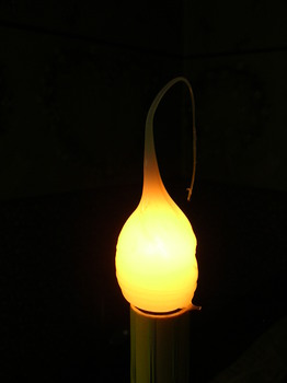Handdipped Silicone Bulbs Warm