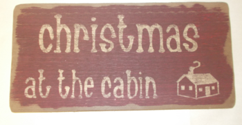 Christmas at Cabin