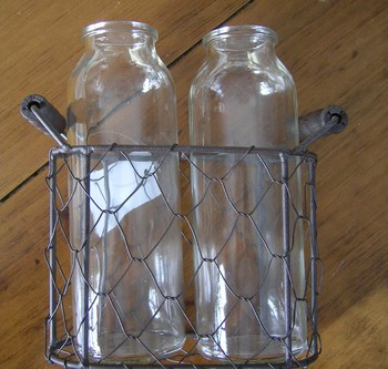 twin bottle caddy