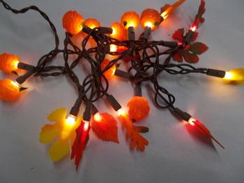 Fall String Lights