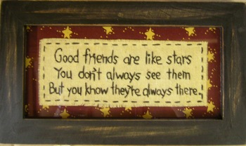 Good Friends Sampler