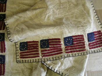Flag Runner Teadyed