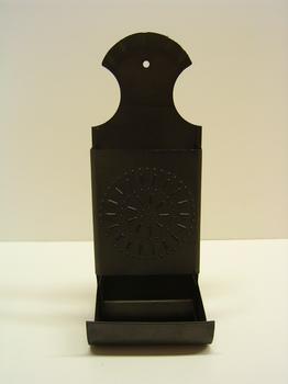 Tin Matchbox Holder