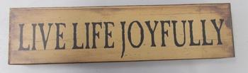 skinny live life joyfully