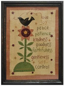 Peace love joy sampler