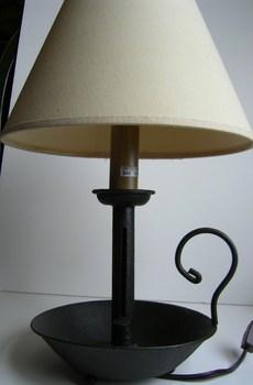 Chamber Lamp Black