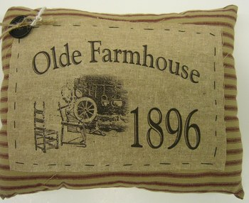Olde Farmhouse Pillow