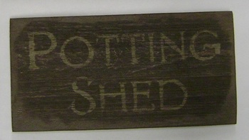 Potting Shed