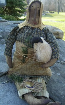 Prairie Doll