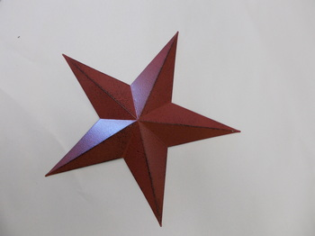 Red Barn Star 8