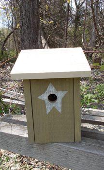 BLueBird House Sage